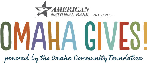 It's time for Omaha Gives! Please schedule your donation today!