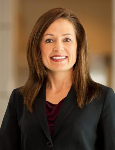 Donna Kush, the new Omaha Community Foundation President and Chief Executive Officer